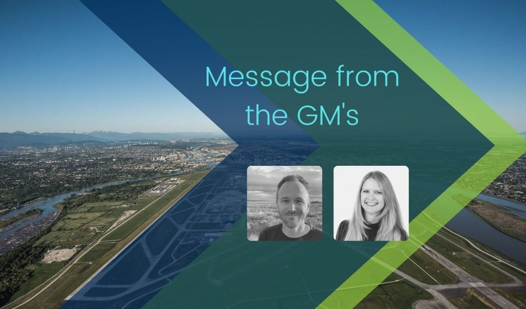 Message from the Avisure General Managers