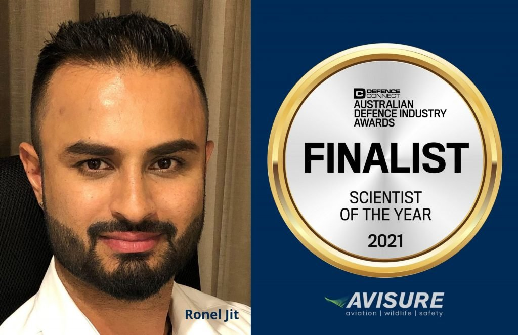 Ronel Jit - Finalist for Scientist of the Year - Australian Defence Industry Awards